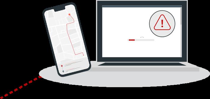 Plataformas de administración y control con sistema GPS en Costa Rica