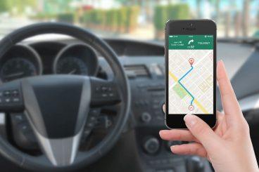 aplicación GPS